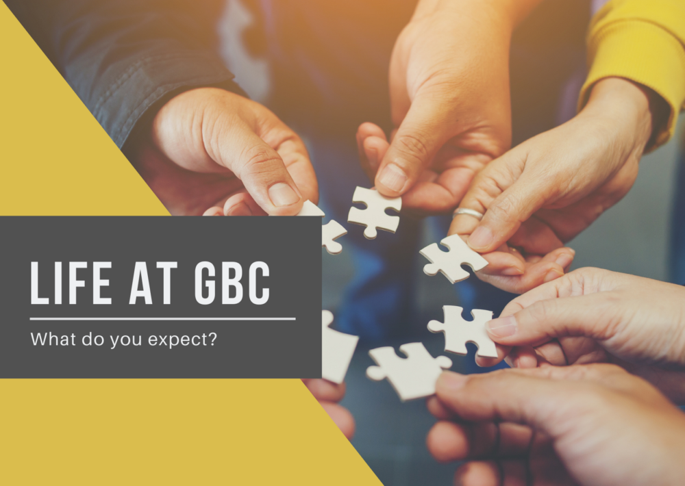 What is GBC all about?  Luke 18-19