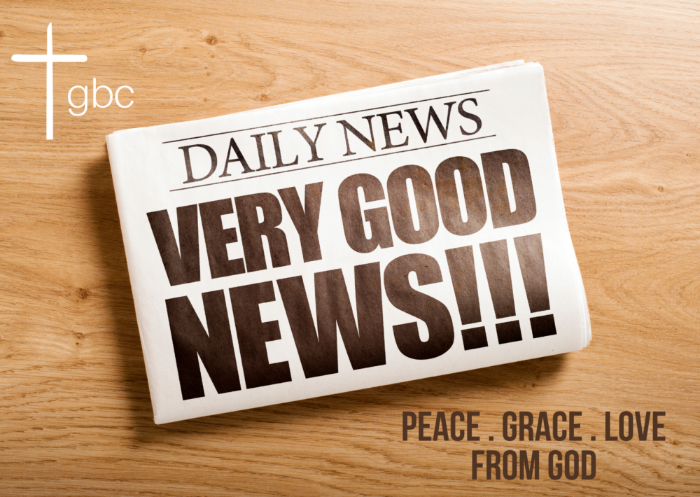 The Good News – Peace with God (Romans 5.1-11)