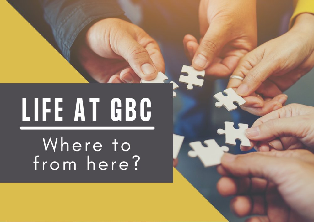 GBC – where to from here?